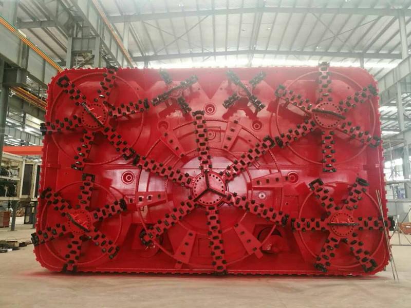 RE9.1x5.5m矩形顶管机